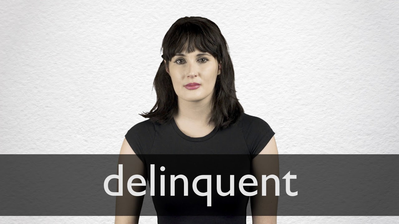 Delinquent Synonyms | Collins English Thesaurus