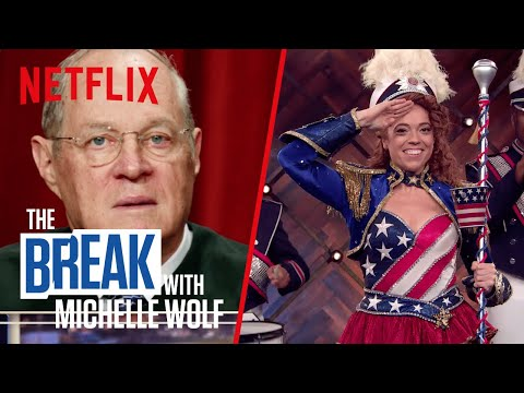 The Break with Michelle Wolf  Salute to Abortions  Netflix