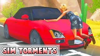 RUN OVER SIMS, SNATCH WEAVES, STEAL SOULS + MORE!😮 // THE SIMS 4 | SIM TORMENTS MOD REVIEW