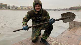 Поисковый Магнит открыл Тайны что Скрывает Москва Река search magnet