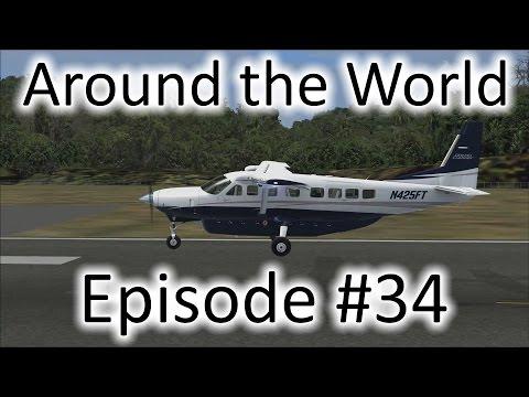 FSX | Around the World Ep. #34 - Bangkok to Phuket