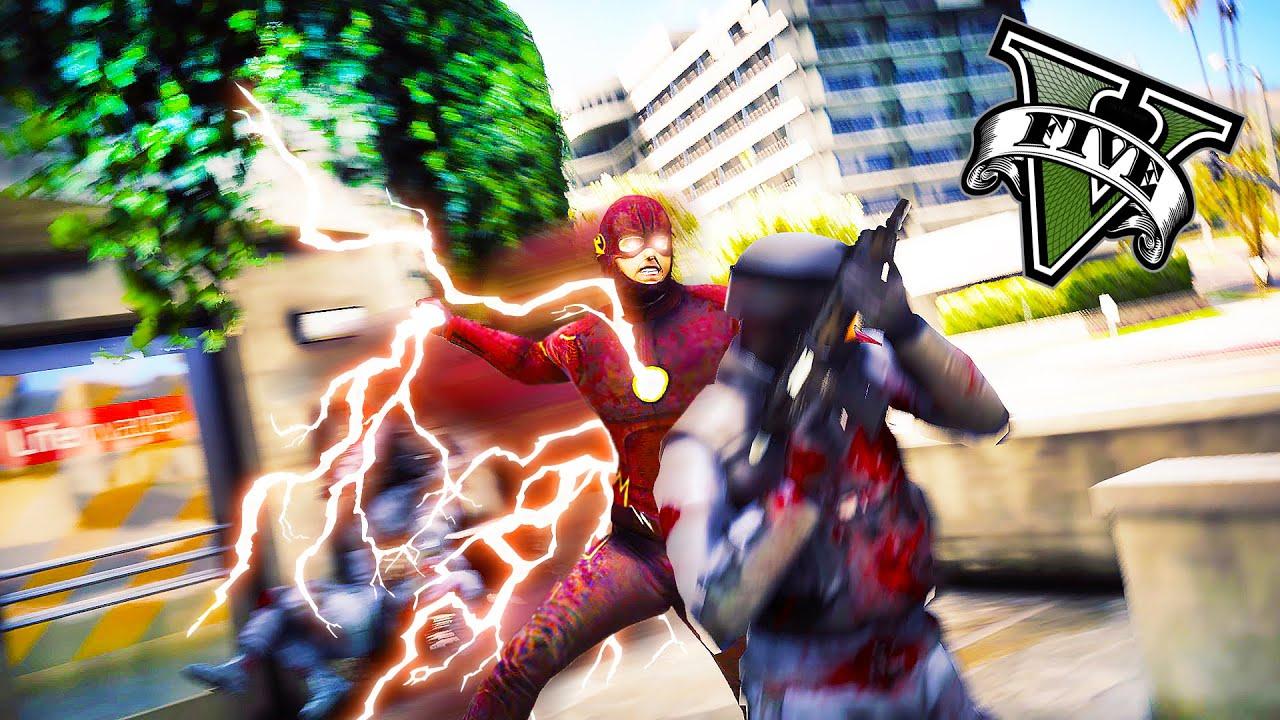 Quantum Break GTA 5 Mod скачать