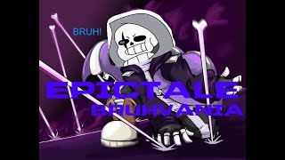 EPICTALE BRUHvania [Megalovania Remix] (Gaming Nightmare Remix) ORIGINAL VIDEO