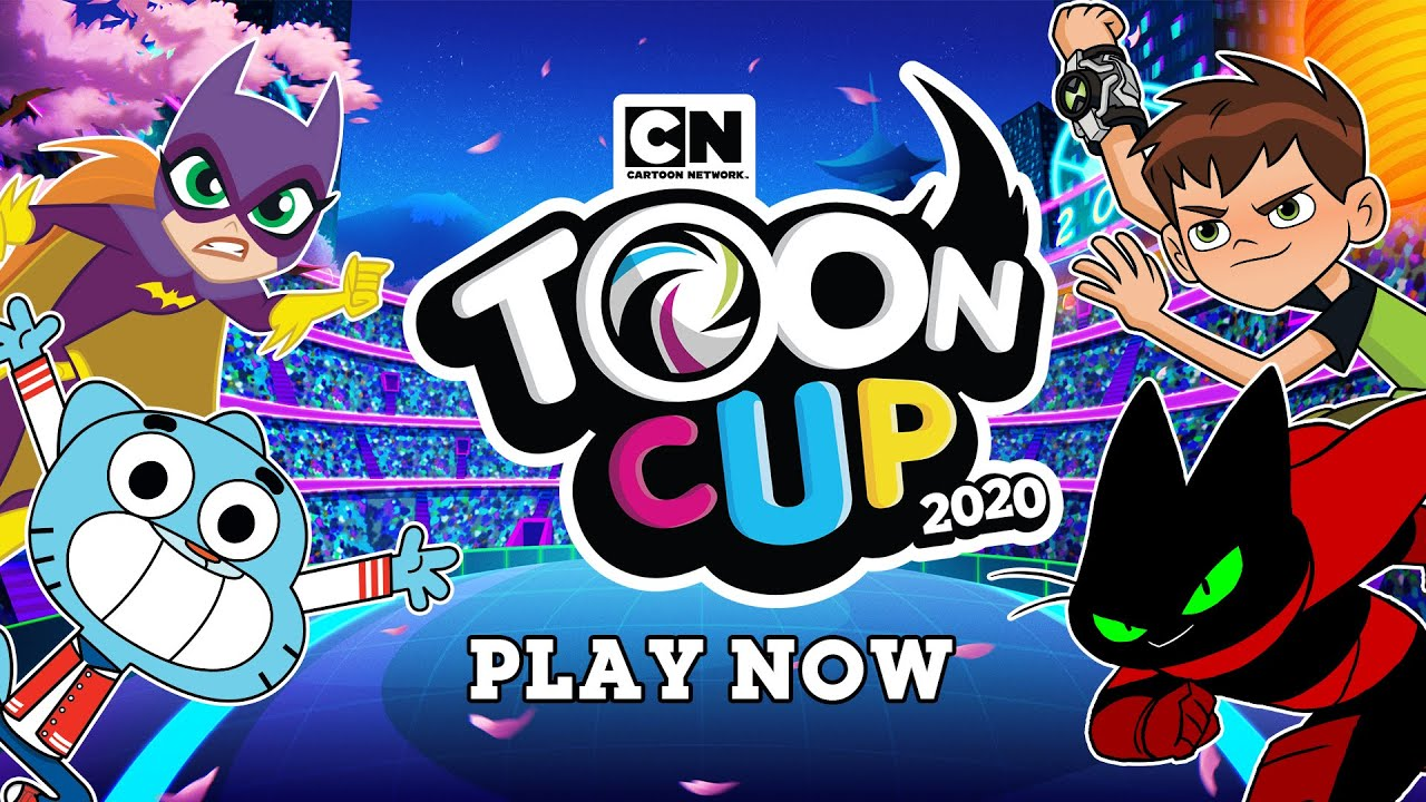 Toon Cup 2020   Download the FREE game and play now!   Cartoon Network UK 🇬🇧