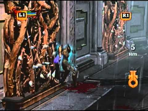 God of war 3. Apollo vs Hercules. Chaos.