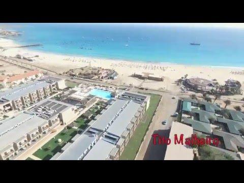 Cabo Verde -  ilha do Sal -  Santa Maria