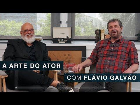 A Arte Do Ator   Flávio Galvão