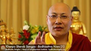 Bodhisattva Vows [1]