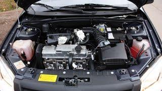 LADA GRANTA - Троит двигатель. Решение проблемы самостоятельно.