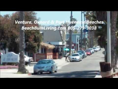 Ventura, Oxnard & Port Hueneme Beaches