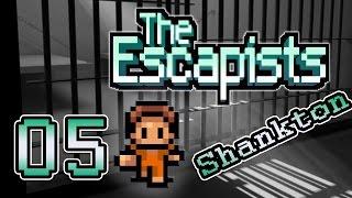The Escapists: Shankton #05 - Kevin, auf Schritt und Tritt - [Lets Play] [Xbox ONE]