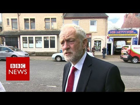 Corbyn 'shocked and appalled' by attack – BBC News