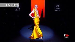 HANNIBAL LAGUNA Madrid Mercedes Benz Fall Winter 2017 18   Fashion Channel