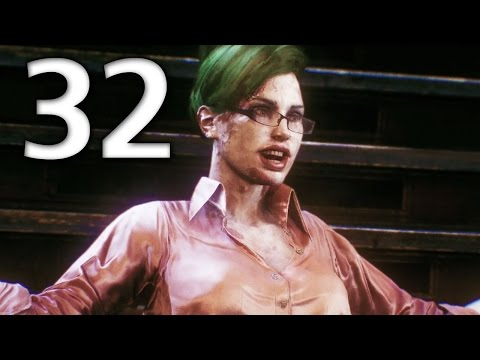 Batman: Arkham Knight Official Walkthrough 32 - Christina Bell