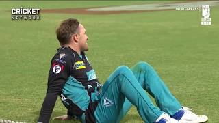 McCullum saves four with athletic save