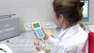 Компактный газовый анализатор OXYBABY,  WITTGAS (Германия)(Поставка и сервис промышленного сварочного оборудования. Официальный дистрибьютор ООО