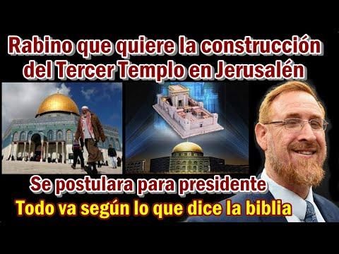 Es El Fin De Los Tiempos  El Arrebatamiento Se Acerca, Se Construirá Templo Judío En Jerusalén 2020