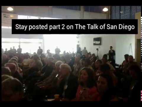 The Talk of San Diego Port Authorities Master Plan