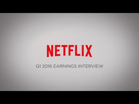 Netflix Q1 2016 Earnings Interview