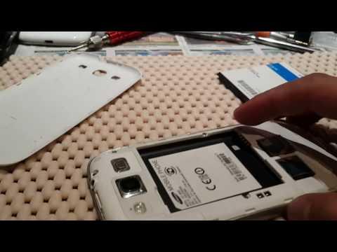 Вопрос: Как выключить Samsung Galaxy S3?