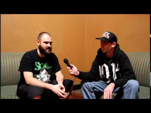 Back-story interview with Jackson of (hed)pe