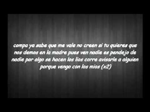 Download Vengo con los mios   Santa Grifa ft Zimple & PpKachorro LETRA 144p