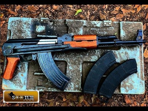 Chinese Arsenal 66 JRA AK 47 Review