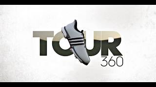 ADIDAS TOUR 360 BOOST 2.0 GOLF SHOES 2018