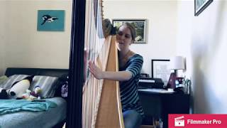 Music for Management Episode 6: Deep Relaxation to Harp (Part 1)