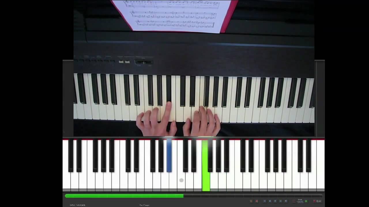 Laura, Ik mis je zo papa, piano - YouTube