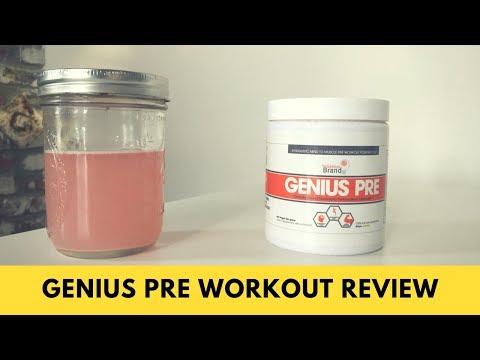 Genius Pre Workout Review