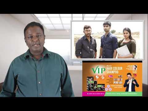 Boomerang Review – Atharva – Tamil Talkies