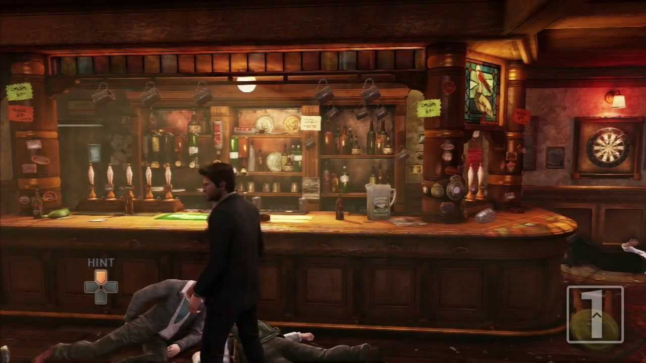 Uncharted 3 Multiplayer The Last of Us Vs. Unc...
