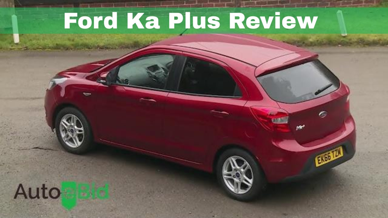 Ford Ka Plus Review