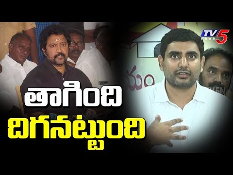 Nara Lokesh Sensational Comments On Vallabhaneni Vamsi | TV5 News