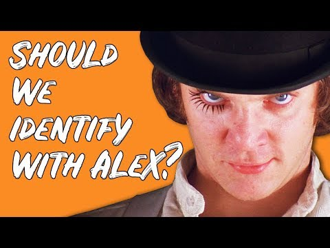 Are We Supposed to Identify with Alex? - A Clockwork Orange (1971) | Screenwriting