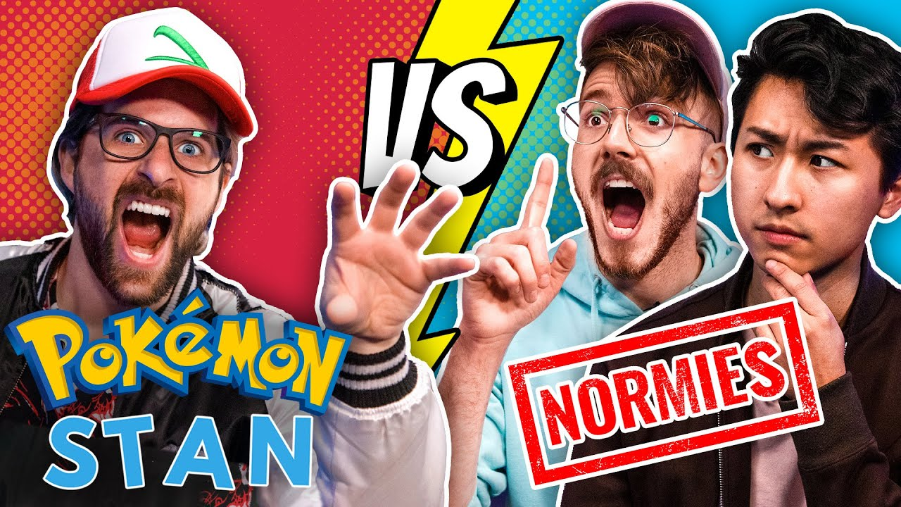 How Much Do Normies Know About Pokémon?