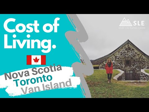 MY COST OF LIVING IN CANADA: International Students In Canada | Life In Canada