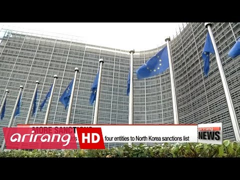 European Union adds nine people, four entities to North Korea sanctions list