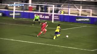 Farnborough v Basingstoke Highlights