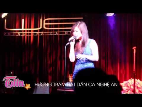 Hương Tràm hát dân ca Nghệ An