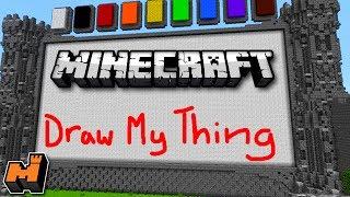 Minecraft: LOLLIPOP RABBIT (Mineplex Draw My Thing)