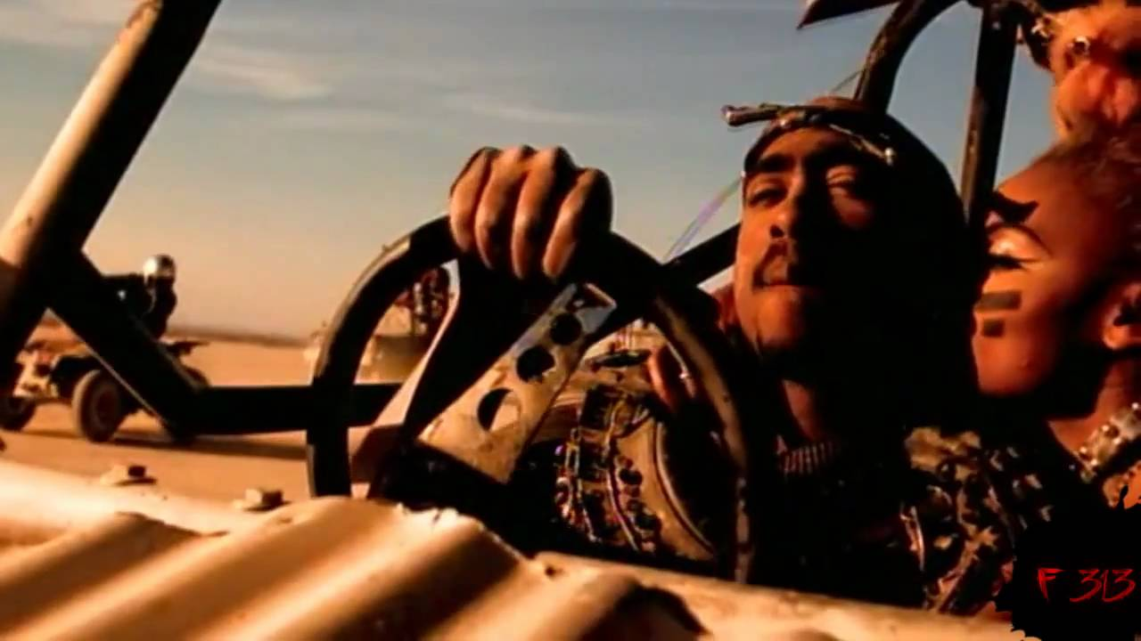 2pac feat Dr.Dre - California Love HD