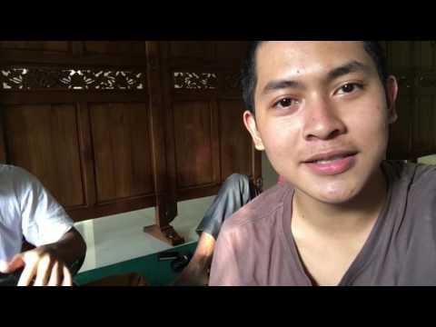 Nurul musthofa training, padang bulan (darbuka-beatbox)