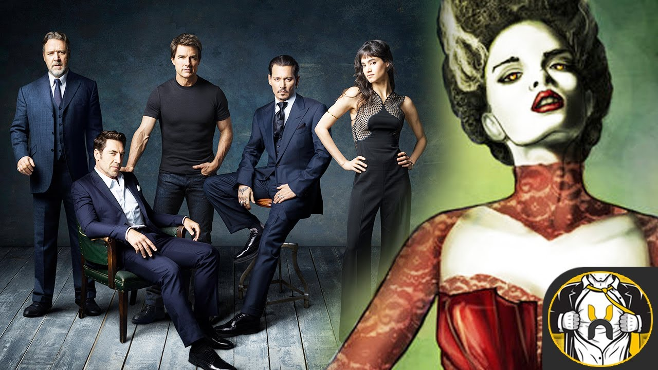Who Should Play The Bride Of Frankenstein | Dark Universe - YouTube