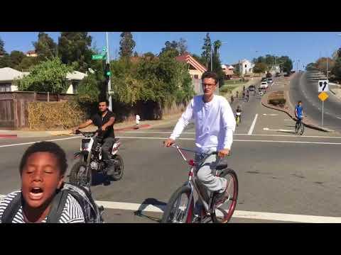 Oakland & San Leandro Bike Life Takeover!!
