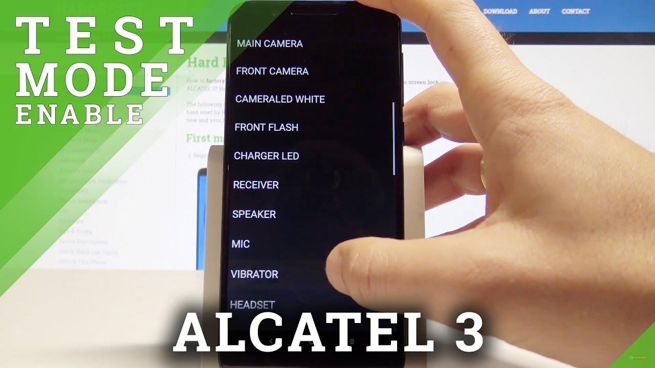 Alcatel 3x Codes Videos - Waoweo