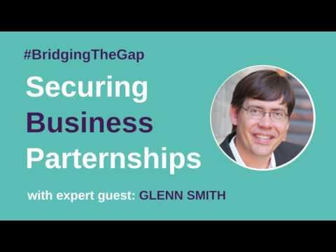 #BridgingTheGap: Securing Business Partnerships