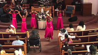 divine praise dancers 120715