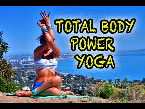 TOTAL BODY POWER YOGA BEGINNER INTERMEDIATE CLASS